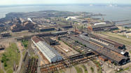Sparrows Point sale closes; buyers say they will look for steelmakers