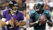 Ravens vs. Eagles: Baltimore Sun staff predictions