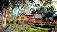 Marston House: Right at home in this San Diego charmer