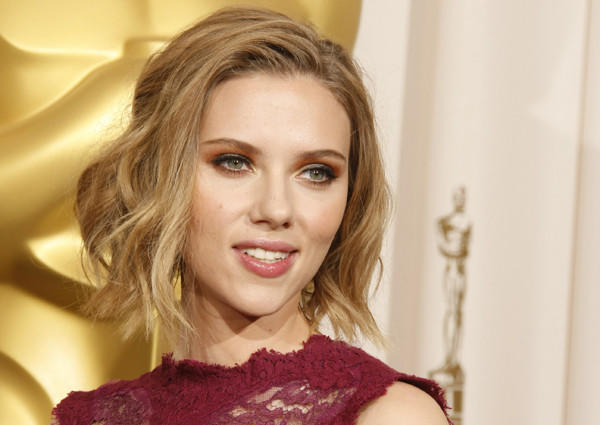 Nude photographs of ScarJo were circulated online after they were allegedly hacked from her smartphone in March 2011.