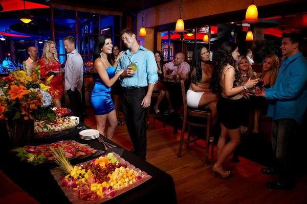 "For an upscale night-on-town head over to Blue Martini's Fort Lauderdale location. They have excellent happy hour specials (drink and food are half off) and nightly bottle specials, even the budget concious can act like VIP at this hotspot.  Always a crowdpleaser on the weekends, Blue also hosts weekly parties during the week. Check out their Monday ""Industry Night"" and ""Girls Night out"" for ladies on Wednesdays.  Dress code: Fashionably late.  Open 2 p.m. - 2 a.m. Sunday - Thursday; 2 p.m. -3 a.m. Friday - Saturday. 2432 East Sunrise Blvd., Fort Lauderdale. Call 954-653-2583 or go to BlueMartini.com."