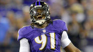 Courtney Upshaw said he's ready to start if needed