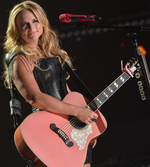 """Chief,"" Eric Church <BR> ""Four The Record,"" Miranda Lambert (pictured) <BR> ""Home,"" Dierks Bentley <BR> ""Own The Night,"" Lady Antebellum <BR> ""tailgates & tanlines,"" Luke Bryan"