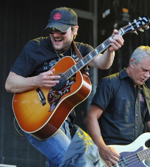 2012 CMA Awards nominees: Jason Aldean Luke Bryan Eric Church (pictured) Blake Shelton Keith Urban