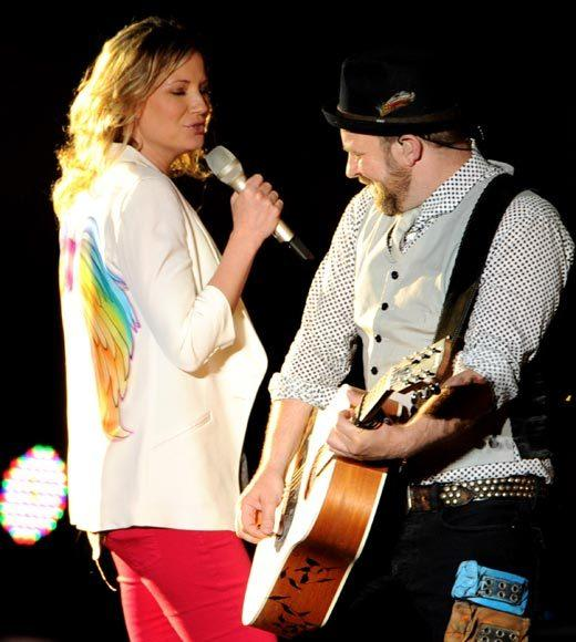 2012 CMA Awards nominees: Big & Rich Love and Theft Sugarland (pictured) The Civil Wars Thompson Square
