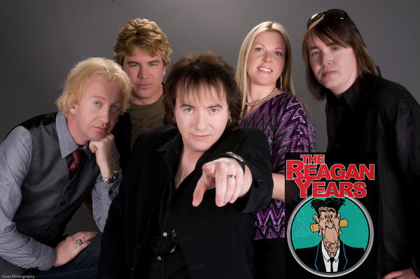 The Reagan Years is an '80s tribute band, but members say you don't have to remember the 1980s to enjoy their music.
