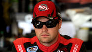 Ricky Stenhouse Jr. will drive Roush Fenway Racing's No. 17 Ford next year on the Sprint Cup circuit.