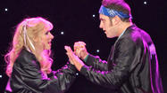 "THEATER REVIEW: ""Xanadu"" at the Drury Lane Theatre in Oakbrook Terrace ★★½ ... The disco balls of ""Xanadu,"" surely the only musical in history to embrace the line ""woman don't harsh my mellow,"" have invaded the Drury Lane."