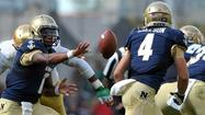 Navy needs 'to play perfect' to win at Penn State