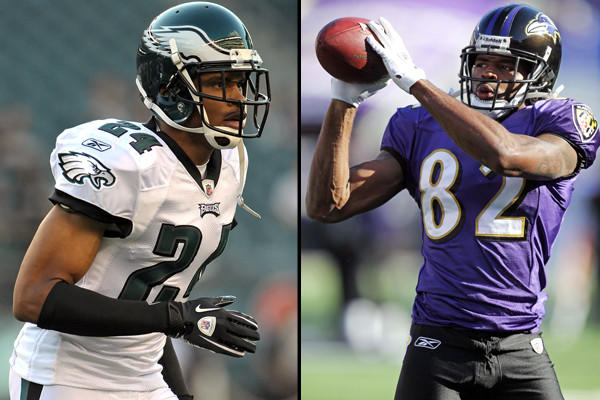 It will be interesting to see how the Eagles use Asomugha. Smith is a deep threat, but Boldin is the possession player. Asomugha is tough because he can be physical at the line of scrimmage and has enough speed and finesse to outplay any receiver.<br>