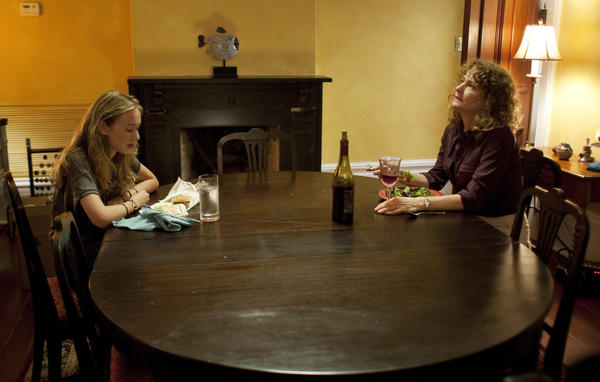 "Melissa Leo (right) in a scene from HBO's ""Treme,"" which returns Sept. 23."