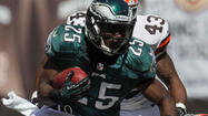 Running back LeSean McCoy remains critical piece of the Eagles' offense