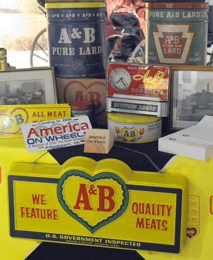 To help Allentown celebrate its 250th anniversary, America On Wheels will have a special exhibit remembering A&B Meats.