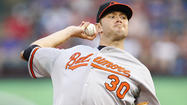 Orioles pregame notes: Chris Tillman likely to start Monday in Seattle