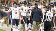 By the end of Thursday's 23-10 beating in Green Bay, Bears quarterback Jay Cutler had completed his worst public relations meltdown since the loss to the Packers in the NFC title game when the club failed to announce the nature of the knee injury that took him out of the game.