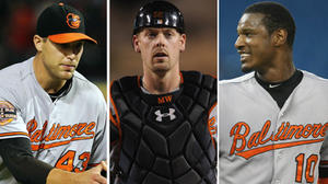 Who's the Orioles' MVP? There's no shortage of candidates
