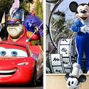 Disney World vs. Disneyland -- The Parades