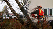 Crews Scramble To Prepare For Second Wind Storm