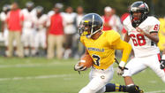Catonsville goes gold and wins football home opener