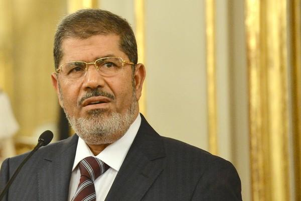 Egypt President Mohammed Morsi had asked his embassy staff in Washington to pursue legal action against the makers of a movie offensive to Muslims.
