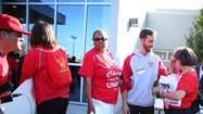 Chicago Teachers Union members