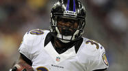 Homecoming for Ravens rookie Bernard Pierce
