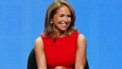 "Katie Couric host of ""Katie"""