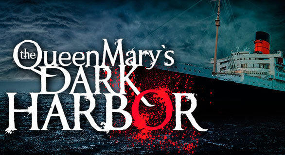 Dark Harbor returns in October with a new haunted maze and a motley crew of morbid characters inspired by ghost stories from the Queen Mary's haunted history.
