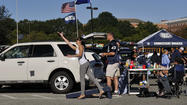 Pictures: UConn At Maryland Tailgate, Pregame Scene