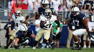 Navy struggles from start to finish in 34-7 loss at Penn State