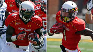 Stefon Diggs, Wes Brown come up big for Terps in loss