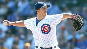 Lamentable Cubs debut for Berken