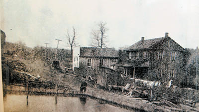 Old Crum Village: A Somerset County Ghost Town
