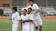 Wichita East boys soccer outlasts Trinity in two OTs
