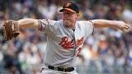 Randy Wolf will make first start as an Oriole on Sunday