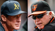 Series showcases the AL's top managers, but they don't look at it that way