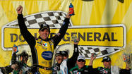 Stenhouse Jr. races to 5th Nationwide win of year