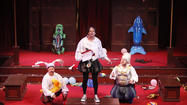 Theater review: 'The Complete Works of William Shakespeare (abridged)'