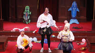Picture: 'The Complete Works of William Shakespeare (abridged)'
