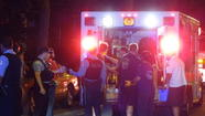 Chicago police arrived at a West Side house party about 3:30 a.m. Sunday and found a chaotic scene where two people had been shot, one fatally, minutes earlier.