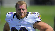 Paul Kruger out today for Ravens, Pernell McPhee active
