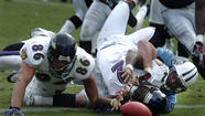 "<strong>Sept. 18, 2005:</strong> The Ravens rush for 14 total yards — a franchise low — and quarterback Anthony Wright is sacked six times in Baltimore's 25-10 loss to the Tennessee Titans. ""There's no explaining it,"" coach Brian Billick says of his 0-2 team's inept play. ""We will find the answers within ourselves."""