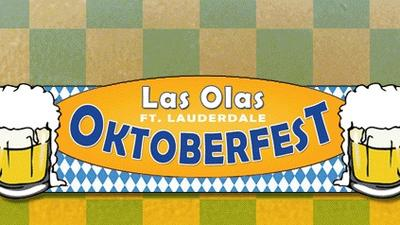 Fritz and Franz Bierhaus presents the first Las Olas Oktoberfest