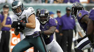 Ravens defensive woes are amplified against the Eagles
