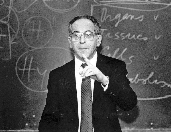 """""""I am probably the only psychiatrist in the world whose hands are clean. I have never committed anyone. I have never given electric shock. I have never, ever given drugs to a mental patient,"""" Dr. Thomas Szasz said in 1992."""