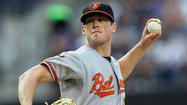 Young Orioles pitchers make smooth transitions to bullpen