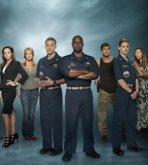 Fall TV 2012: New shows from ABC, CBS, NBC, FOX and The CW: Drama  Premise: 500 feet beneath the ocean�s surface, the U.S. ballistic missile submarine Colorado receive their orders. Over a radio channel, designed only to be used if their homeland has been wiped out, they�re told to fire nuclear weapons at Pakistan.  Stars: Andre Braugher (�Men of a Certain Age�), Scott Speedman (�The Vow�), Daisy Betts (�Sea Patrol�), Dichen Lachman (�Being Human�), Daniel Lissing (�Crownies�), Sahr Ngaujah (�House of Payne�), Camille de Pazzis (Gamer), Autumn Reeser (�Hawaii Five-O) and Jessy Schram (�Once Upon a Time�). Recurring guest star is Robert Patrick (�The Gangster Squad�).  Production team: Written by Shawn Ryan (�The Shield) and Karl Gajdusek (Dead Like Me), who are also executive producers along with Martin Campbell (Homicide) and Marney Hochman Nash (Terriers).