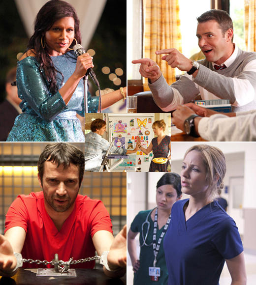 "FOX is trying out a Tuesday-night comedy block, pairing new shows ""The Mindy Project"" and ""Ben and Kate"" with returning programs <a class=""taxInlineTagLink"" id=""ENTTV00000879"" title=""The New Girl (tv program)"" href=""/topic/entertainment/television/the-new-girl-%28tv-program%29-ENTTV00000879.topic"">""New Girl""</a> and <a class=""taxInlineTagLink"" id=""ENTTV00000773"" title=""Raising Hope (tv program)"" href=""/topic/entertainment/television/raising-hope-%28tv-program%29-ENTTV00000773.topic"">""Raising Hope.""</a> Only one new <a class=""taxInlineTagLink"" id=""GENRE000062"" title=""Drama (genre)"" href=""/topic/arts-culture/genres/drama-%28genre%29-GENRE000062.topic"">drama</a> is joining the fall slate (""The Mob Doctor"") but there are a pair of midseason shows on the schedule as well.<br> <br> <b>Related:</b><br> <br> <a href=""http://blog.zap2it.com/frominsidethebox/2012/05/fox-fall-2012-schedule-glee-moves-to-thursdays-tuesdays-get-a-comedy-block.html"">FOX fall 2012: <a class=""taxInlineTagLink"" id=""ENTTV000000297"" title=""Glee (tv program)"" href=""/topic/entertainment/television/glee-%28tv-program%29-ENTTV000000297.topic"">'Glee'</a> on Thursdays, Tuesday comedy block</a><br> <a href=""http://bl"