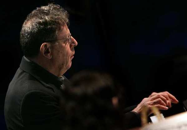 Composer Philip Glass is one of this year's laureates of the Praemium Imperiale arts awards, organized by the Japan Arts Assn.