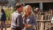 Ben Matheson (Tim Guinee) and Maggie (Anna Lise Phillips)